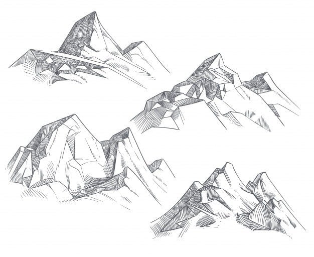 hand-drawing-mountain-peaks-isol